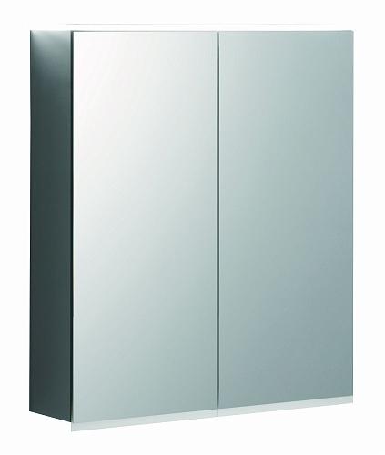 Зеркало-шкаф с подсветкой 60 см Keramag Option Plus (801461000)