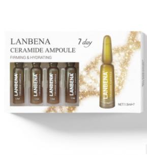 Lanbena Ceramide ampoule - Набор сывороток с Церамидами.(4012)