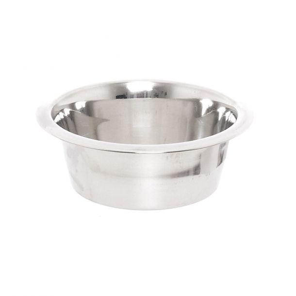 Миска PAPILLON Stainless steel dish из нержавеющей стали 16 см, 0,75 л
