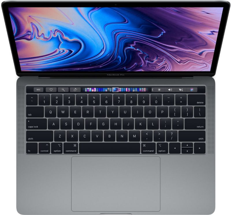 Apple MacBook Pro 13  2019 256Gb Space Gray (MV962)
