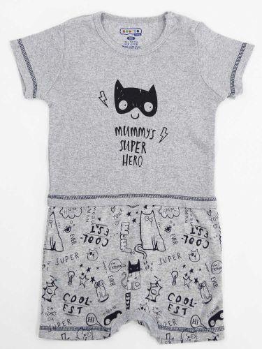 Песочник для новорожденных Bonito Super Hero