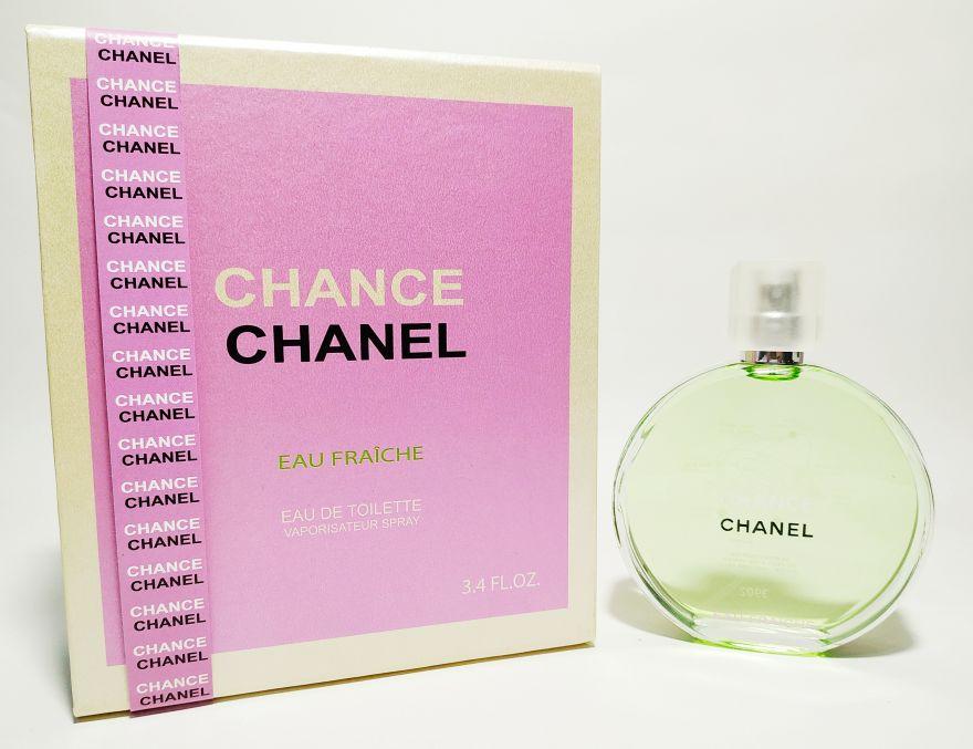 Chanel Chance Eau Fraiche 100 мл - подарочная упаковка