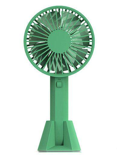 Портативный вентилятор Xiaomi VH Portable Handheld Fan (Зеленый)