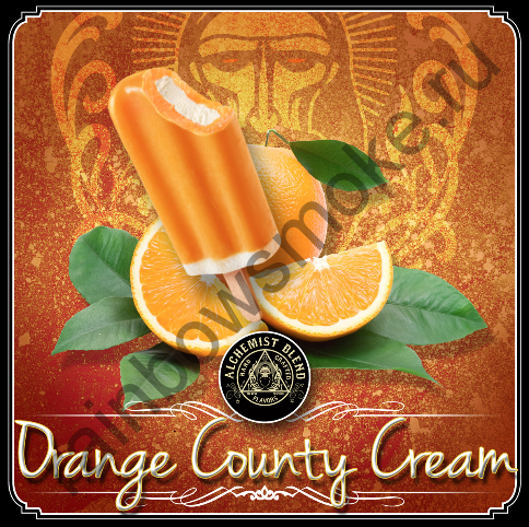 Alchemist Original Formula 350 гр - Orange County Cream (Апельсиновое Мороженое)