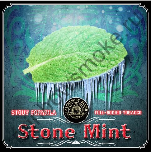 Alchemist Stout Formula 350 гр - Mint (Мята)