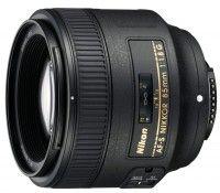 Nikon 85mm f/1.8G AF-S Nikkor (Nikon)