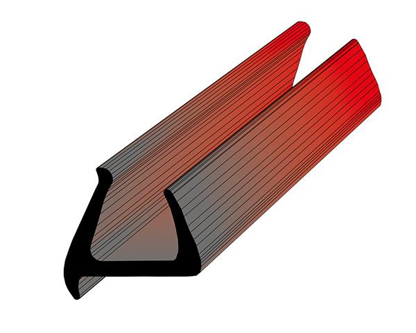 Профиль уплотнительный ширина 34 мм