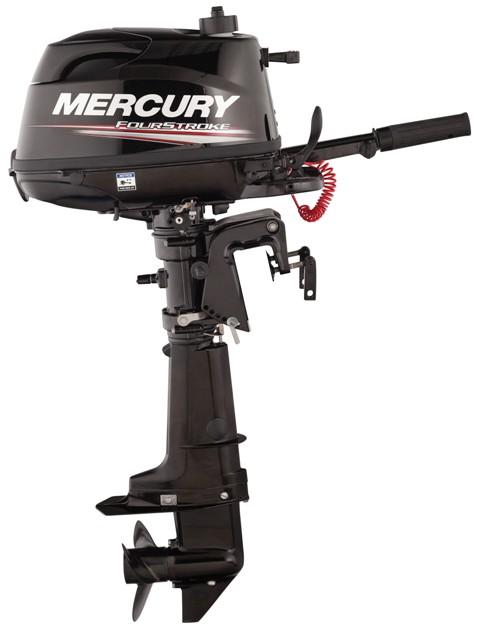 Мотор Mercury F 6 M