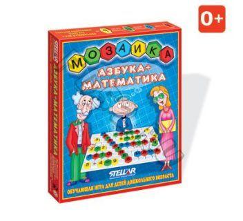 Мозаика Азбука-Математика