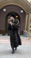 мягкое золото, шуба соболь цена длинная целая шкура Москва фото отзывы бренд пошить
