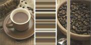 Vivida Bianco Cafe A Декор 30х60  (заказная)