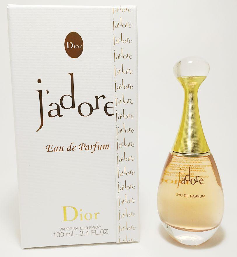 Christian Dior J'adore 100 мл - подарочная упаковка