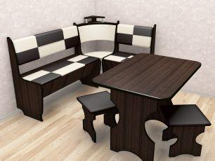 """Кухонный уголок """"Домино"""" 1500*1500"""