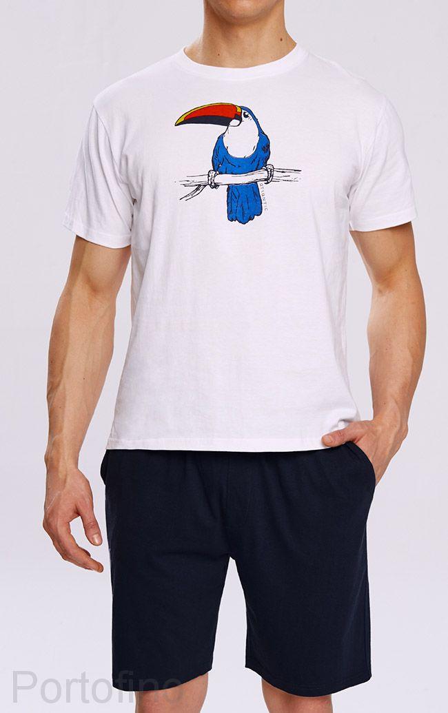 NMP-317 Пижама мужские Атлантик