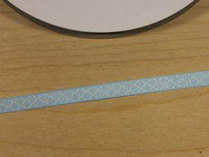`Лента репсовая с рисунком, ширина 9 мм, Арт. Р-ЛР5814-3