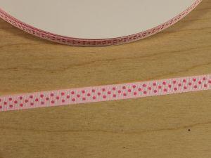 `Лента репсовая с рисунком, ширина 9 мм, Арт. Р-ЛР5815-3