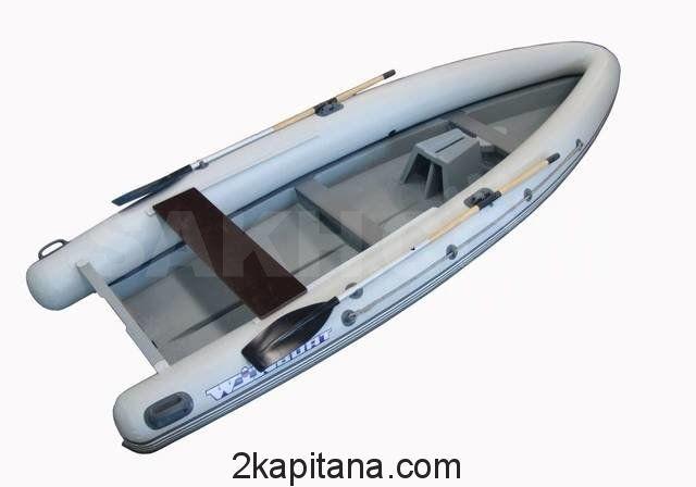 Лодка РИБ WinBoat 460 R