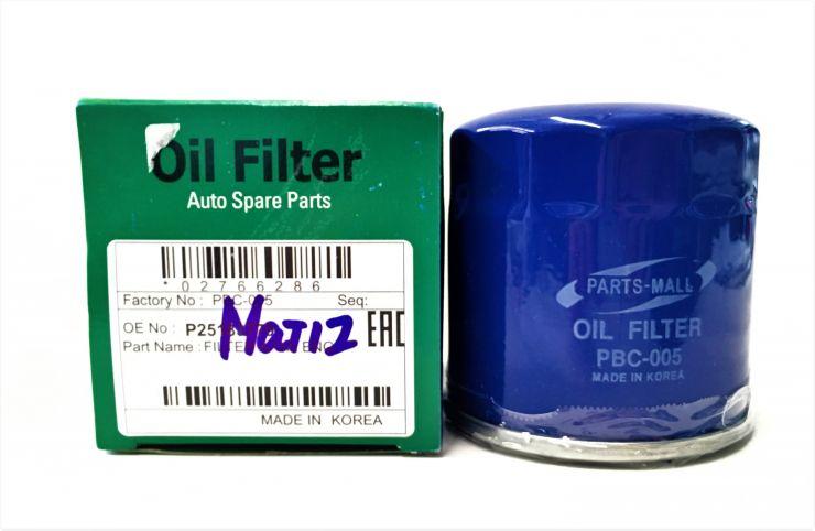 Фильтр масляный W6021 ан. PBC-005 PartsMall
