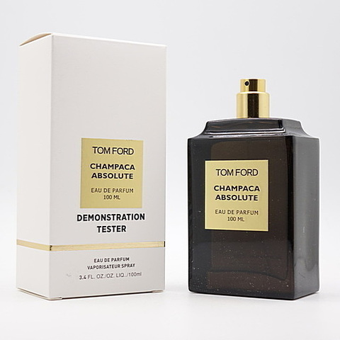 Tester Tom Ford Champaca Absolute 100 ml