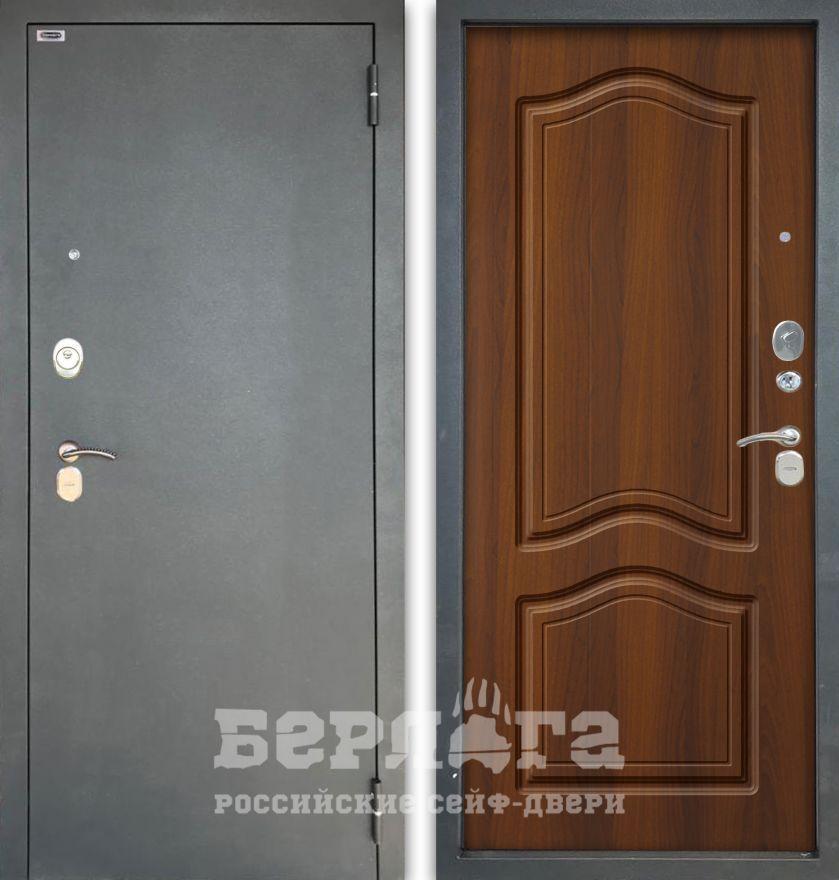 Сейф-дверь БЕРЛОГА Тринити 3К Этюд