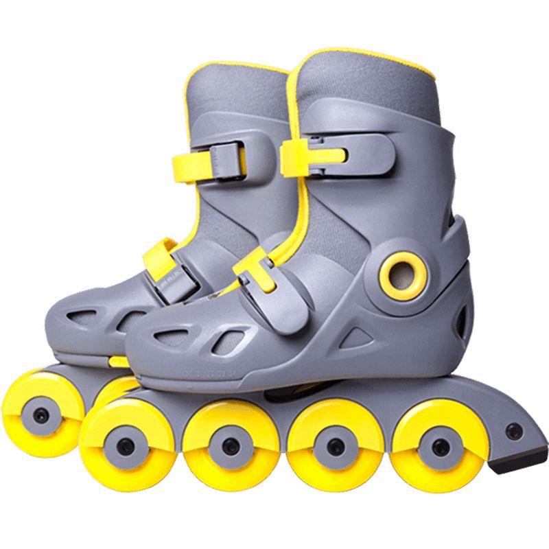 Детские роликовые коньки Xiaomi Smart Skates (Желтый)