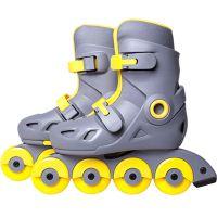 Детские роликовые коньки Xiaomi Smart Skates (Желтый, S)