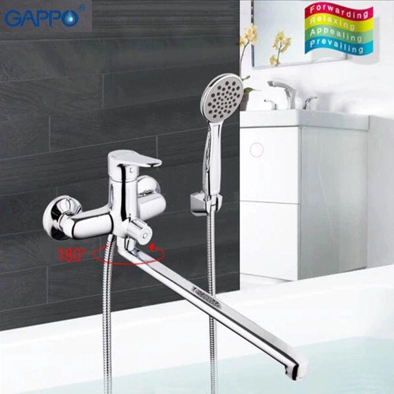 Gappo Vantto G2236 Смеситель для ванны