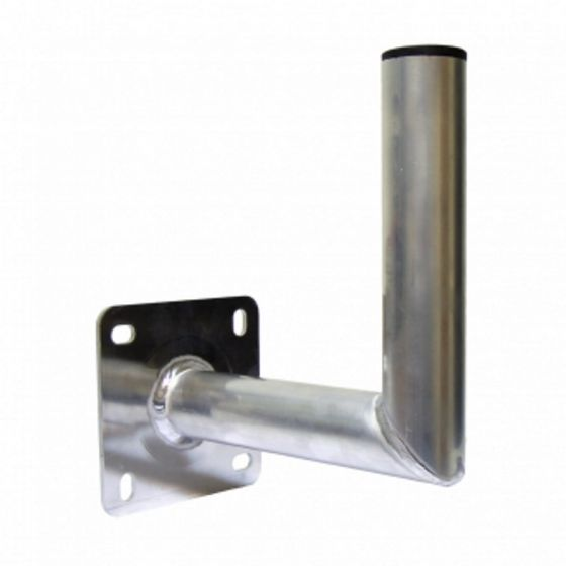 Кронштейн Г-образный вынос 450мм (алюминий)