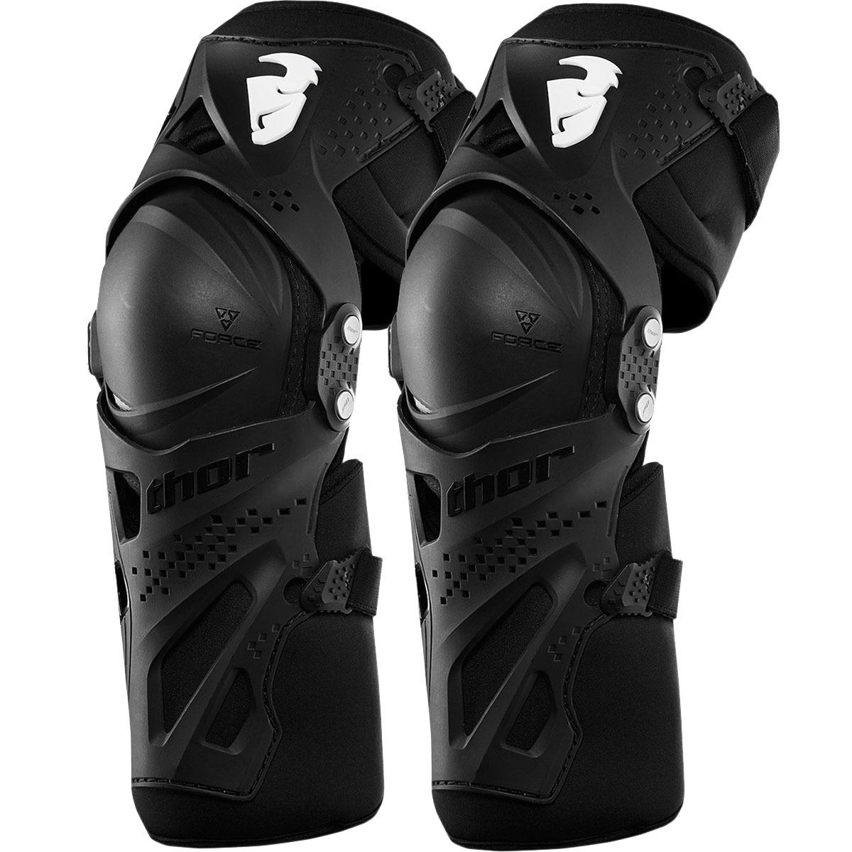 Thor - Force XP Black защита колена, черная