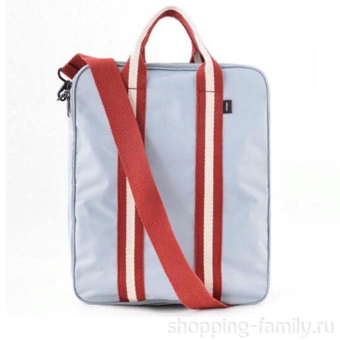 Складная дорожная сумка для путешествий с плечевым ремнём, Цвет Серый