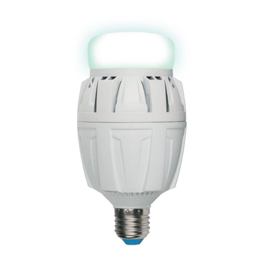 Лампа LED сверхмощная (08984) Uniel E27 70W (650W) Uniel 6000K LED-M88-70W/DW/E27/FR