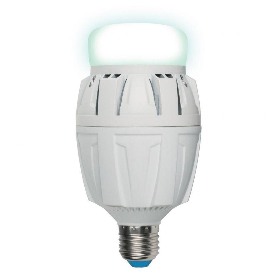 Лампа LED сверхмощная (09507) Uniel E27 100W (1000W) Uniel 4000K LED-M88-100W/NW/E27/FR