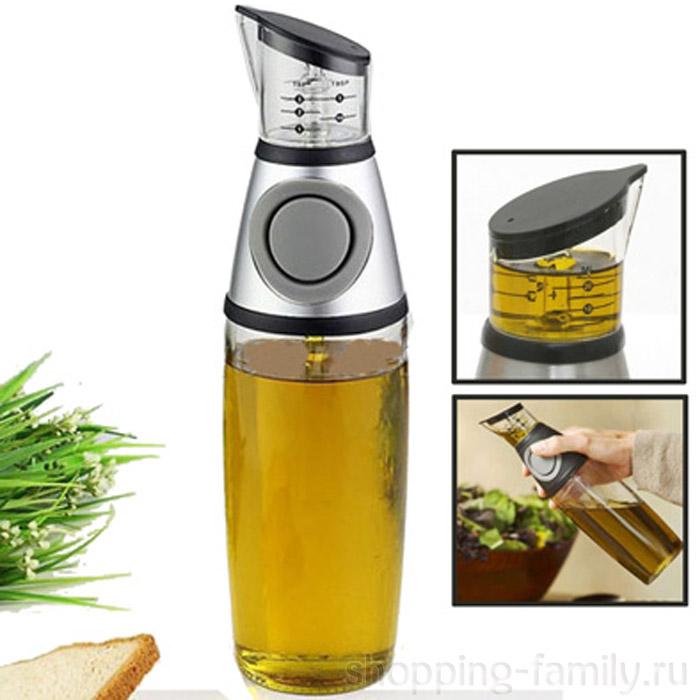 Бутылка-дозатор для растительного масла Oil Can