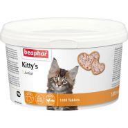 Beaphar Kitty's Junior + Biotine Кормовая добавка для котят с биотином (1000 табл.)