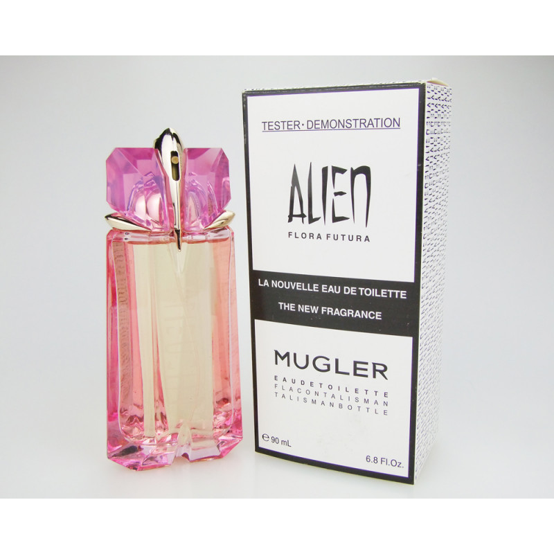 Tester Thierry Mugler Alien Flora Futura, 90ml