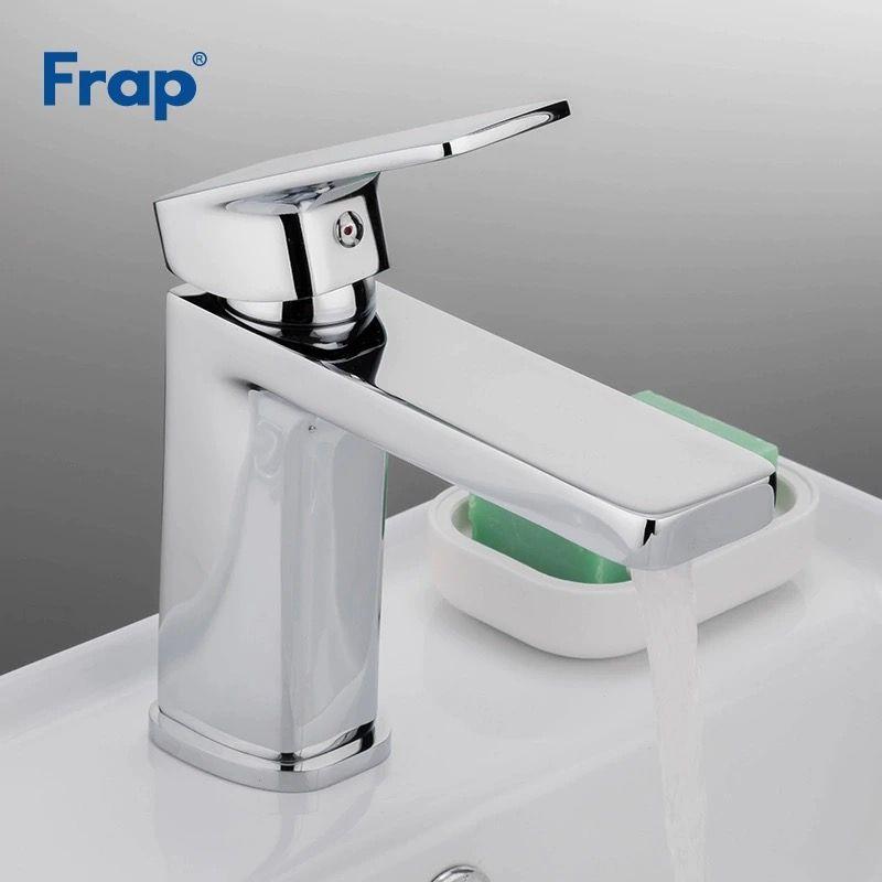 Смеситель для раковины Frap H46 F1046