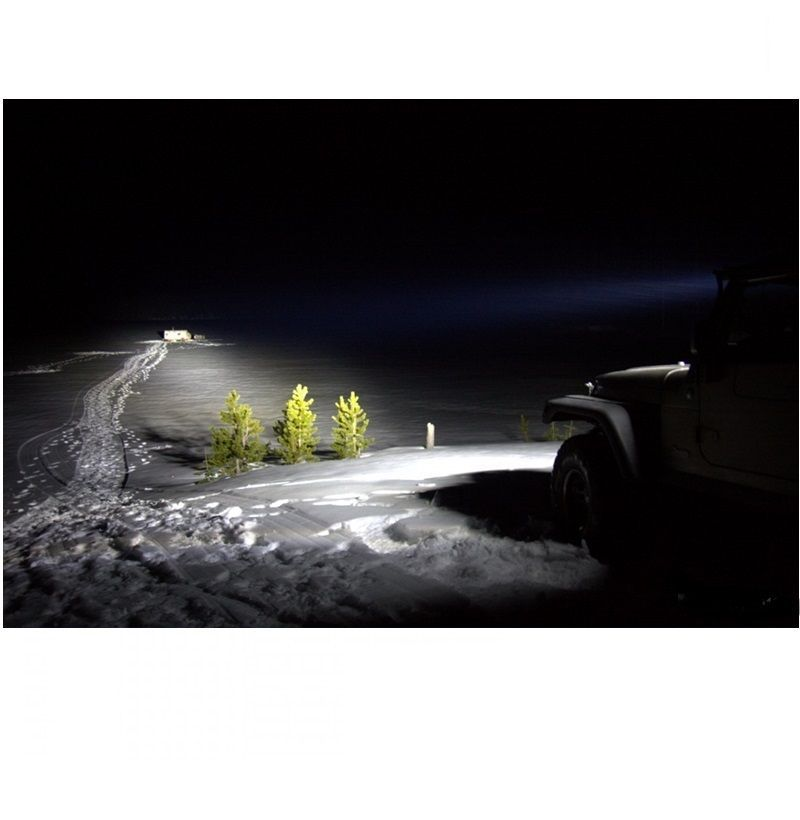 Панорамная светодиодная балка 200W spot дальний свет (длина 108 см, 42 дюйма)