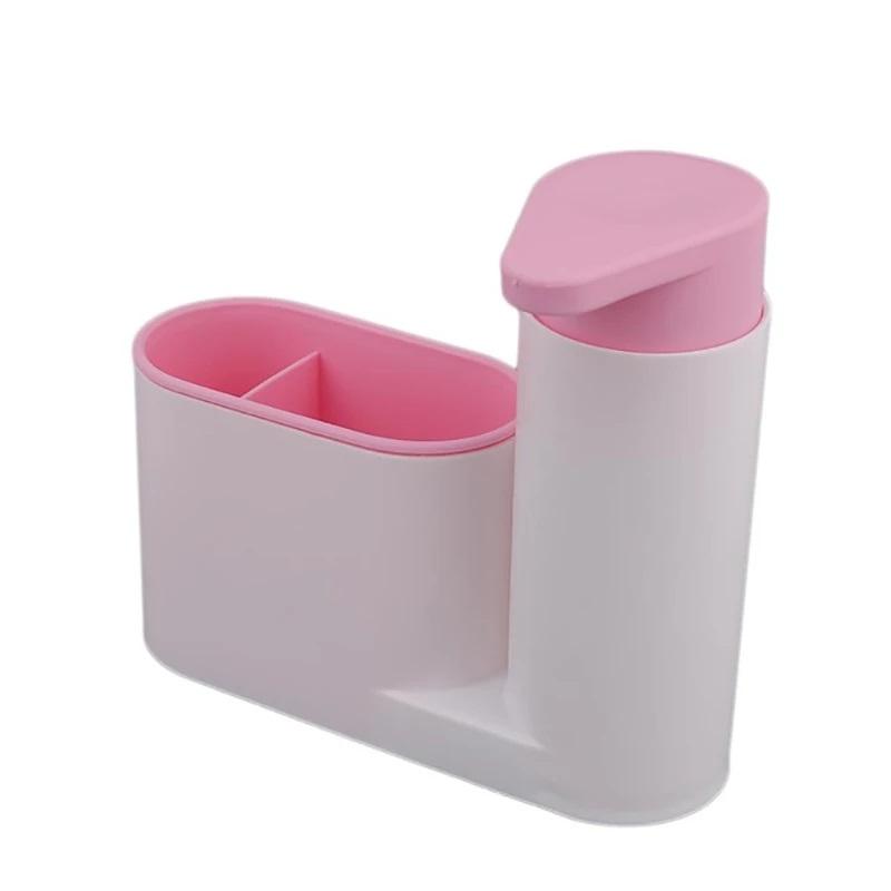 Органайзер Для Раковины SINK TIDY SEY, 2 Предмета, Цвет Розовый