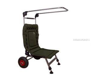 Кресло Traper FW1 с транспортной системой ( регулируемая спинка) вес 10.0кг.нагрузка 110 кг.