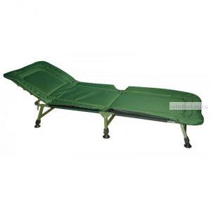 Раскладушка Traper ( регулируемая спинка) вес 11 кг / нагрузка 150 кг (65x200cm) (Артикул:L11)