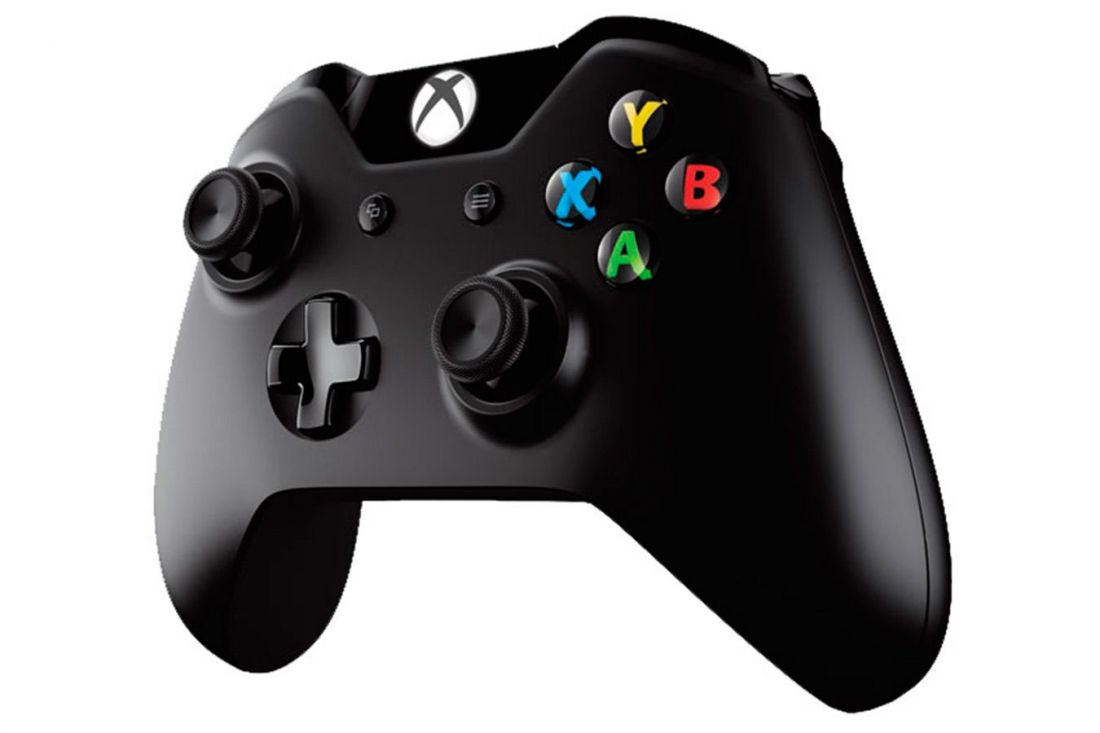 Microsoft Xbox One Wireless Controller джойстик Black ( OEM )