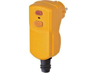 Вилка с устройством защитного отключения (УЗО) Brennenstuhl BDI-S 30; IP55 (1290670)