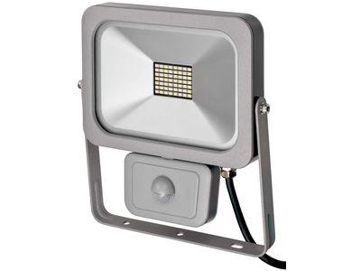 Прожектор светодиодный с датчиком движения Brennenstuhl L DN 5630 FL PIR, IP54, 2530 лм; 30 Вт; класс А (1172900301)