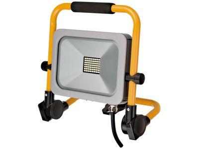 Прожектор светодиодный Brennenstuhl ML DN 5630 FL 5м, IP54, кабель H07RN-F 3G1,0; 30В, 2530лм, класс А (1172900302)