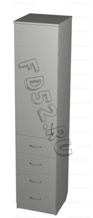 Шкаф одностворчатый ШО-1.6