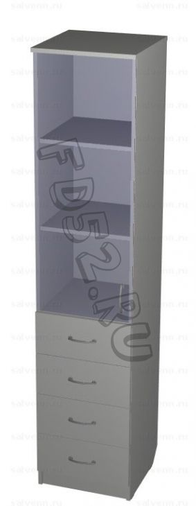 Шкаф одностворчатый ШО-1.7