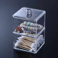 Акриловый контейнер для хранения мелочей Multi-Functional Storage Box, модель 3124, цвет прозрачный (4)