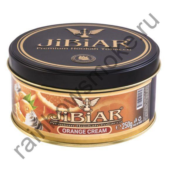 Jibiar 250 гр - Orange Cream (Апельсиновый Крем)