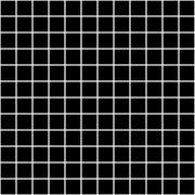 Темари черный матовый мозаика 20071  29,8х29,8