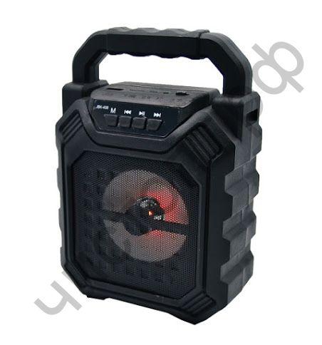 Колонка универс.с радио JBK-408 (TF, USB, FM,bluetooth, аккум.)